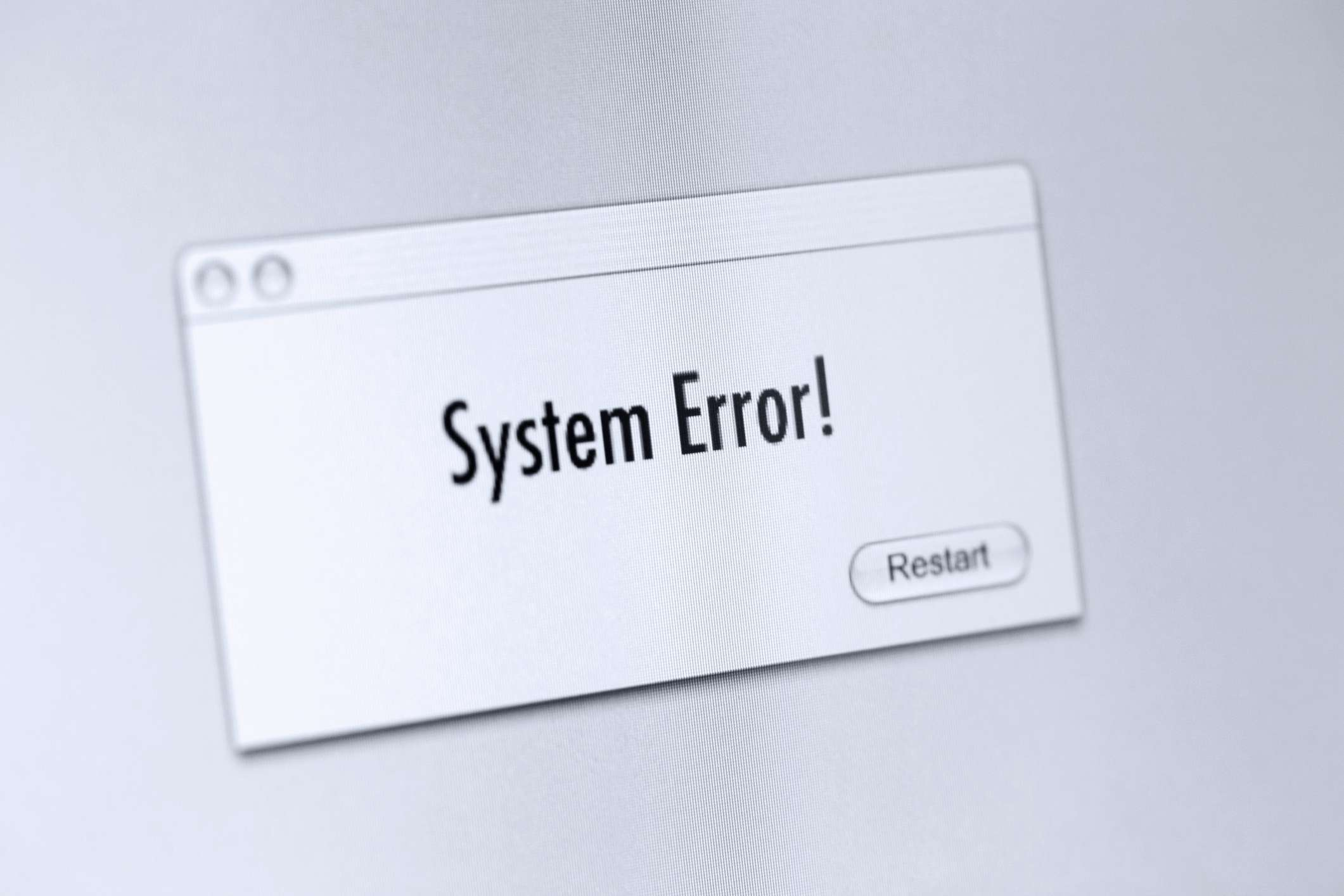 How to Stop Windows Error Messages on Your PC